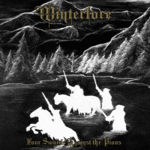 Winterlore - Four Swords Against the Pious cover art