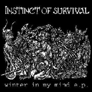 Instinct of Survival - Winter in My Mind cover art