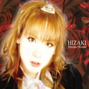 Hizaki Grace Project - Maiden Ritual cover art