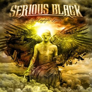 Serious Black - As Daylight Breaks cover art