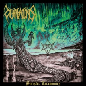 Domains - Sinister Ceremonies cover art