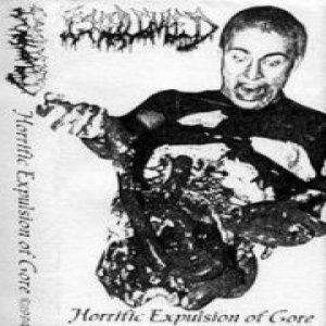 Exhumed - Horrific Expulsion of Gore cover art