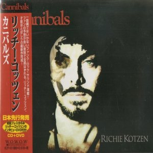 Richie Kotzen - Cannibals cover art
