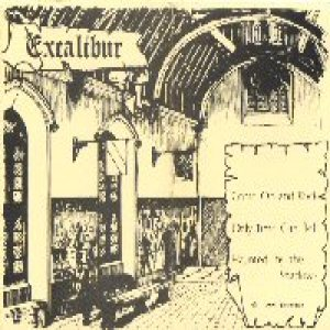 Excalibur - Back Before Dawn cover art