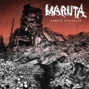 Maruta - Remain Dystopian cover art