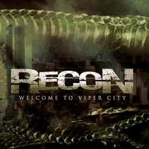Recon - Welcome to Viper City cover art