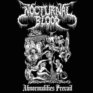 Nocturnal Blood - Abnormalities Prevail cover art