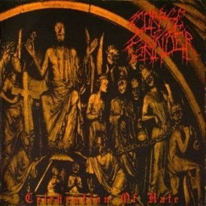 Corpse Grinder - Celebration of Hate cover art