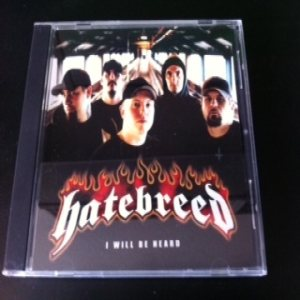 Hatebreed - I Will Be Heard cover art