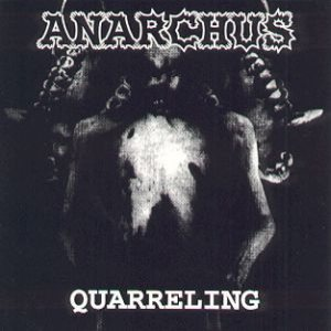 Anarchus - Quarreling cover art