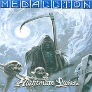 Medallion - The Nightmare Lands cover art