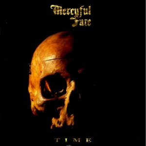 Mercyful Fate - Time cover art