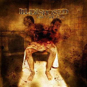 Illdisposed - 1-800 Vindication cover art