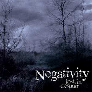 Negativity - Lost in Despair cover art