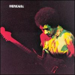 Jimi Hendrix - Band of Gypsys cover art