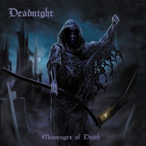 Deadnight - Messenger of Death cover art