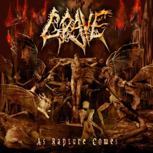 Grave - As Rapture Comes cover art