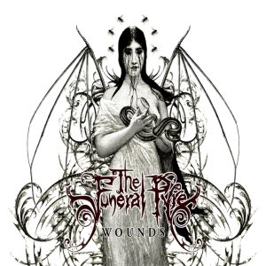The Funeral Pyre - Wounds cover art