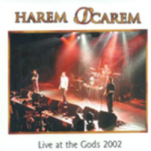 Harem Scarem - Live At the Gods cover art