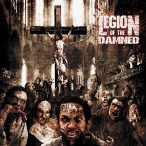 Legion of the Damned - Cult of the Dead cover art
