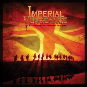 Imperial Vengeance - At the Going Down of the Sun cover art
