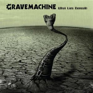 Gravemachine - What Lies Beneath cover art