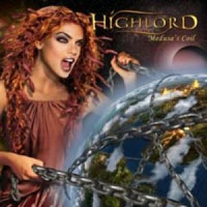 Highlord - Medusa's Coil cover art