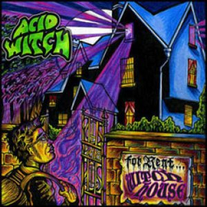 Acid Witch - Witch House cover art