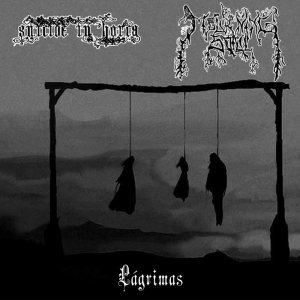 Suicide In Horca / Mourning Soul - Lágrimas cover art