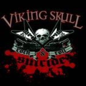 Viking Skull - Rock and Roll Suicide / Inject My Woman With Love cover art