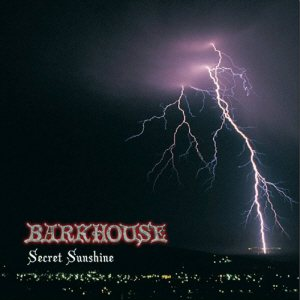 Barkhouse - Secret Sunshine cover art