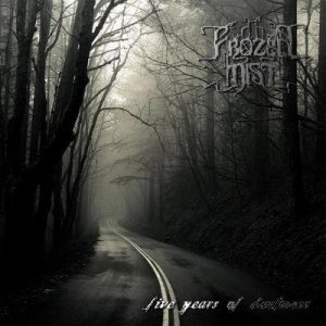 Frozen Mist - Five Years of Darkness cover art