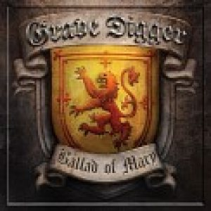 Grave Digger - The Ballad of Mary cover art