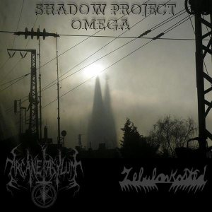 Zebulon Kosted - Shadow Project Omega cover art