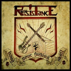 Resistance - Bang Your Fucking Skull cover art