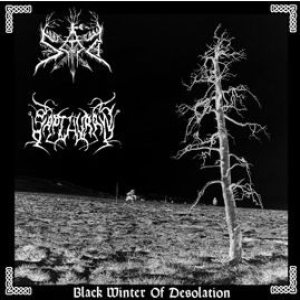 Sad - Black Winter of Desolation cover art