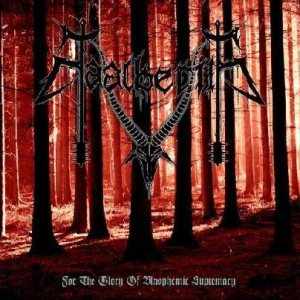 Baalberith - For the Glory of Blasphemic Supremacy cover art