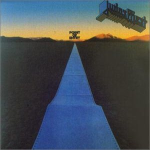 Judas Priest - Point of Entry cover art