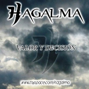 Hagalma - Valor y Decision cover art