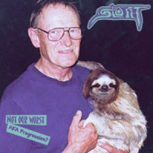 Sloth - Not Our Worst, AKA Progression cover art