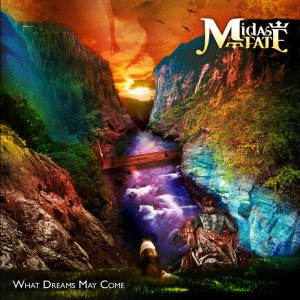 Midas Fate - What Dreams May Come cover art