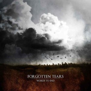 Forgotten Tears - Words to End cover art