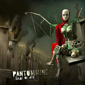 Pantommind - Shade of Fate cover art