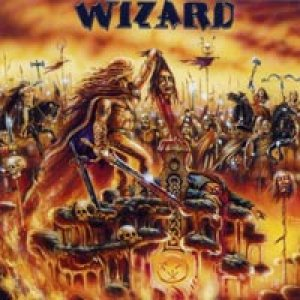 Wizard - Head of the Deceiver cover art