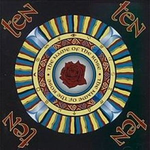 Ten - Name of the Rose cover art