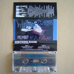 Winters Bane - Heart of a Killer cover art