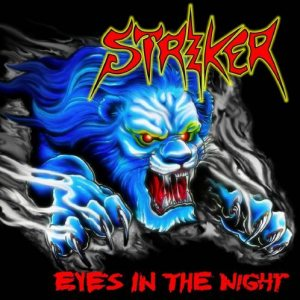 Striker - Eyes in the Night cover art