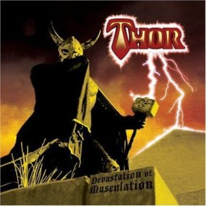 Thor - Devastation of Musculation cover art