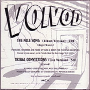 Voivod - The Nile Song cover art