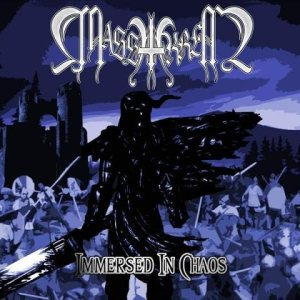Massakren - Immersed in Chaos cover art